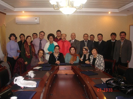 Social partnership issues have been discussed in Dushanbe